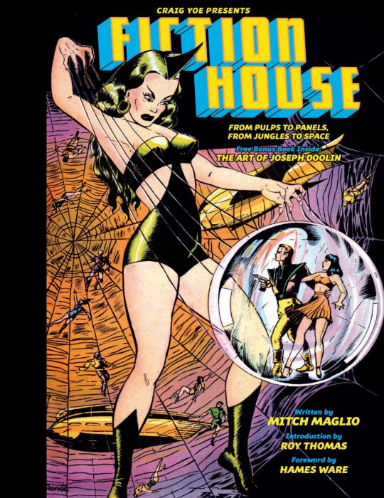 Fiction House - From Pulps to Panels #1 - HC