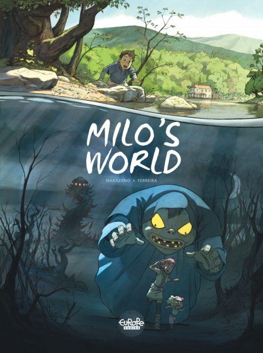 Milos World #1-4 Complete