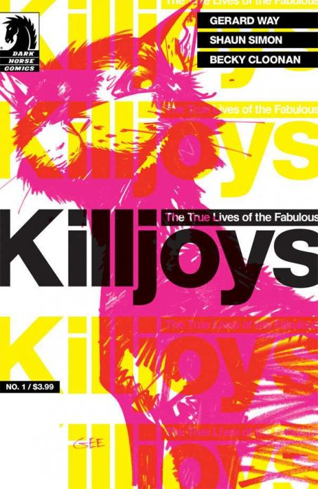 The True Lives of the Fabulous Killjoys #1-6 Complete
