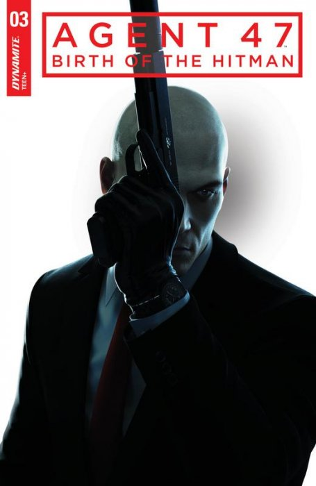 Agent 47 - Birth of the Hitman #3