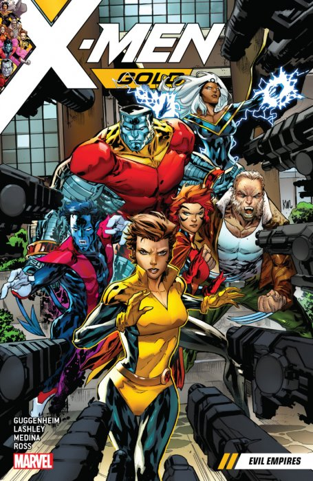 X-Men Gold Vol.2 - Evil Empires