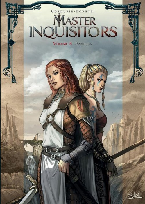 Master Inquisitors Vol.8 - Synillia