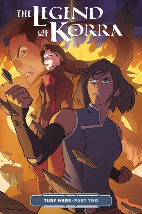 The Legend of Korra - Turf Wars - Part 2