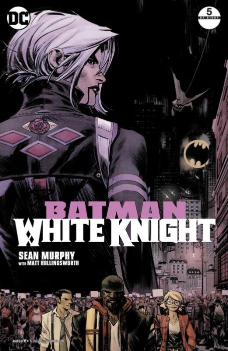 Batman - White Knight #5