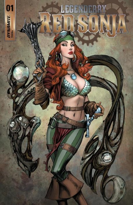 Legenderry - Red Sonja #1