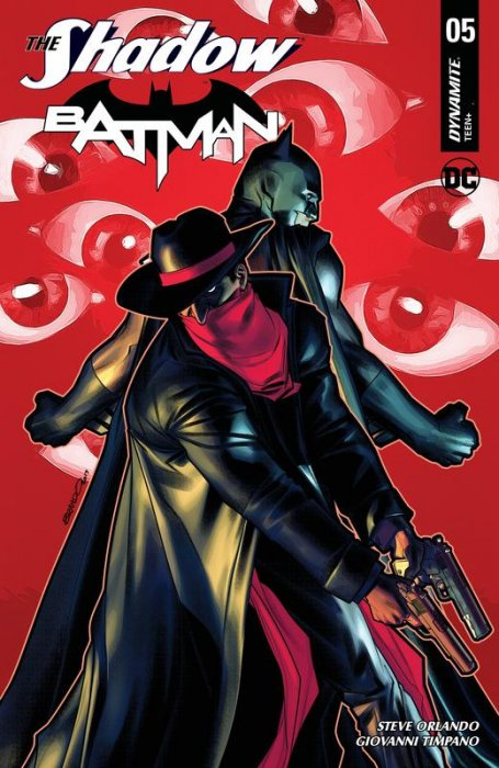 The Shadow - Batman #5