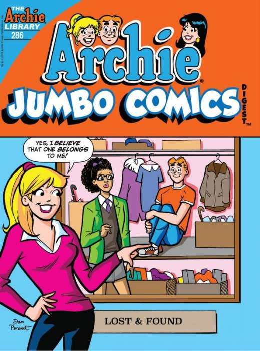 Archie Comics Double Digest #286