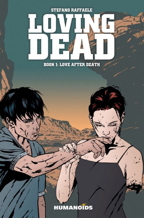 The Loving Dead #1-3 Complete