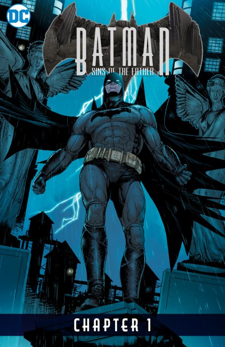 Batman - Sins of the Father #1