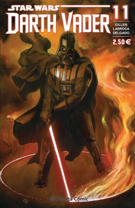 Star Wars - Darth Vader #11