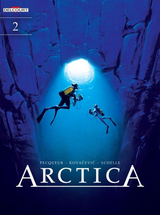 Arctica #2 - Mystery Under the Sea