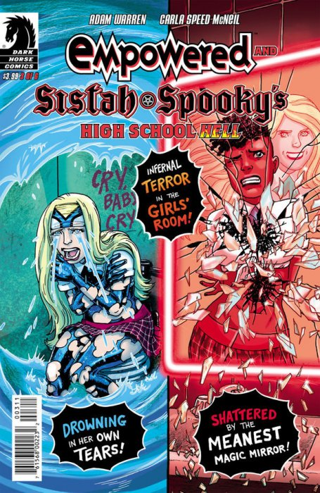 Empowered and Sistah Spooky's High School Hell #3