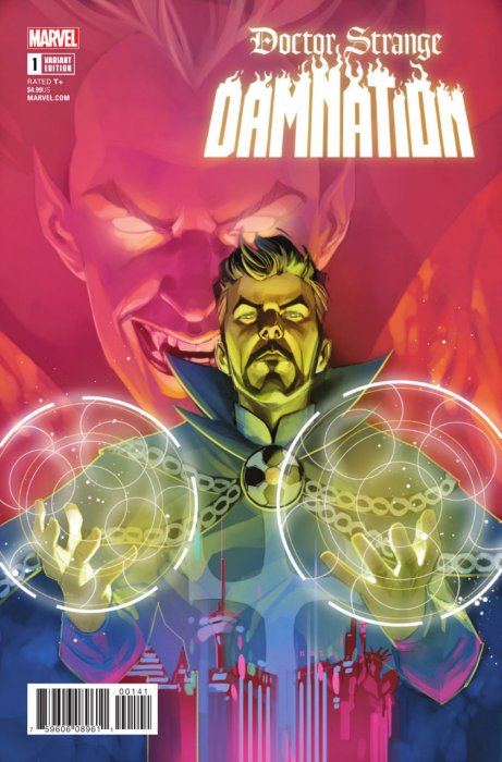 Doctor Strange - Damnation #1