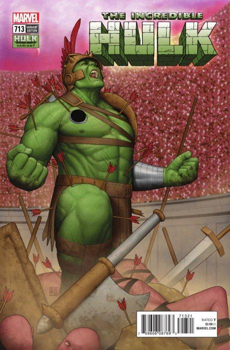 Incredible Hulk #713