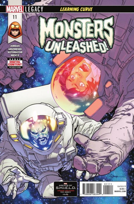 Monsters Unleashed Vol.2 #11