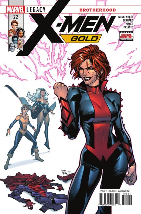 X-Men Gold #22