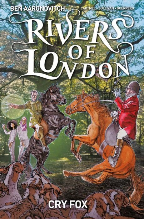 Rivers of London - Cry Fox #4