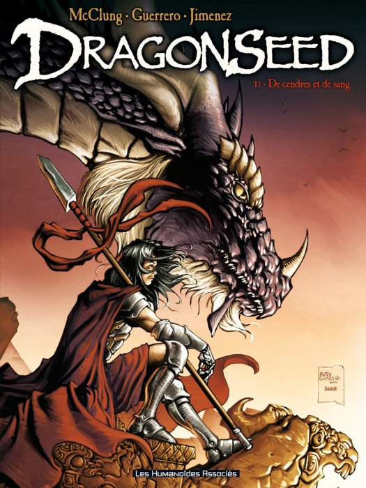 Dragonseed #1-3 Complete