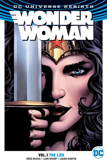 Wonder Woman Vol.1 - The Lies