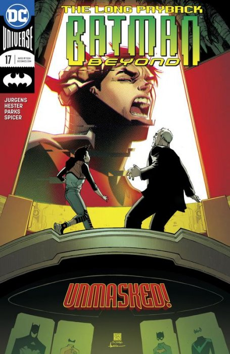 Batman Beyond #17