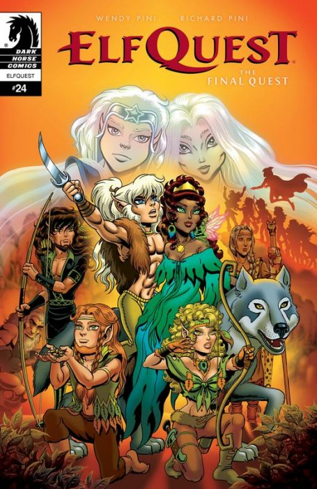 ElfQuest - The Final Quest #24