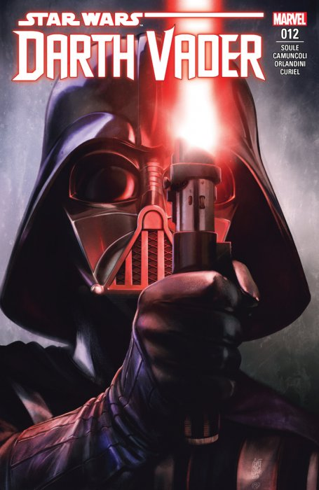 Star Wars - Darth Vader #12