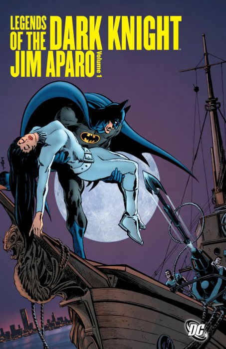 Legends of the Dark Knight - Jim Aparo Vol.1