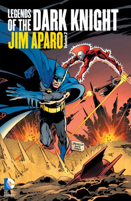 Legends of the Dark Knight - Jim Aparo Vol.2
