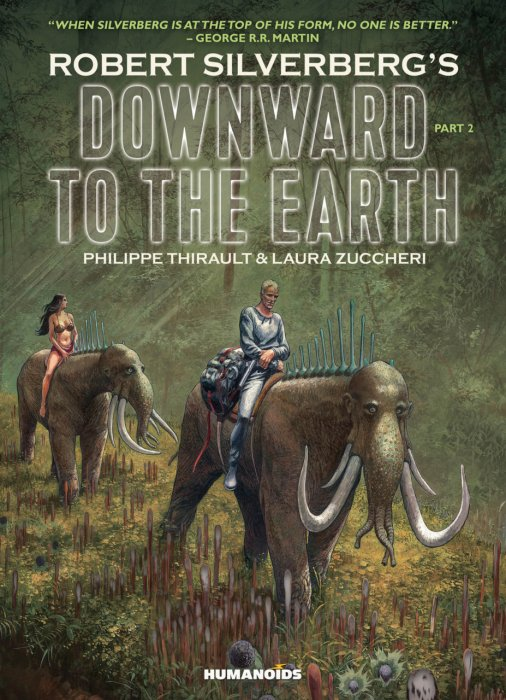 Downward to the Earth #2