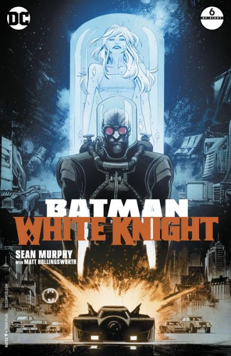 Batman - White Knight #6
