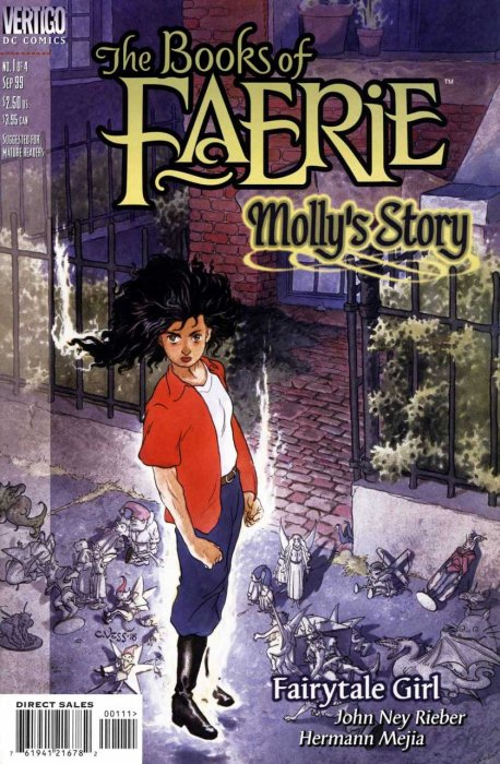 Books of Faerie, The-Molly's Story #01-04