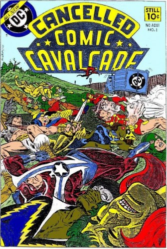 Cancelled Comic Cavalcade #01-02
