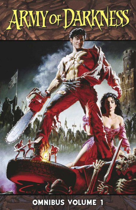Army of Darkness Omnibus Vol.1