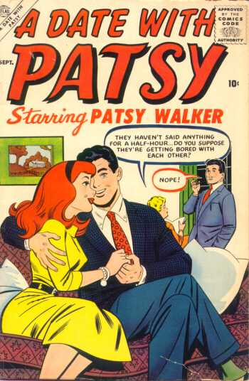 A Date With Patsy #1 (Atlas)