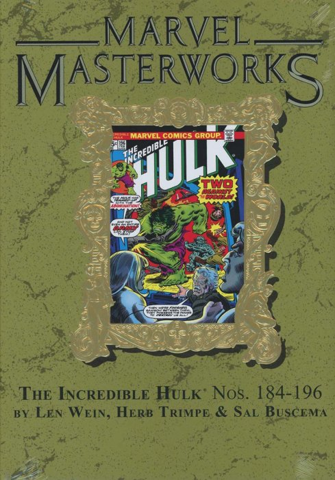 Marvel Masterworks - The Incredible Hulk Vol.11