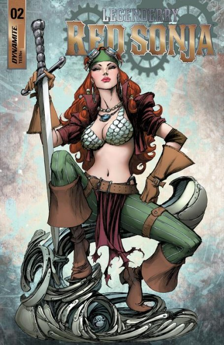 Legenderry - Red Sonja #2