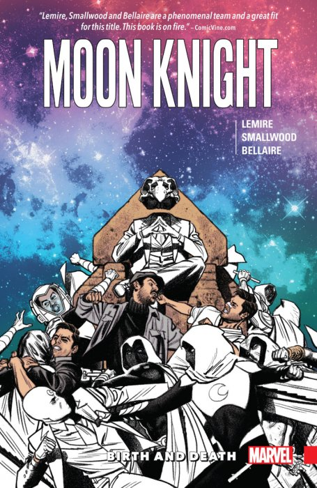 Moon Knight Vol.3 - Birth and Death