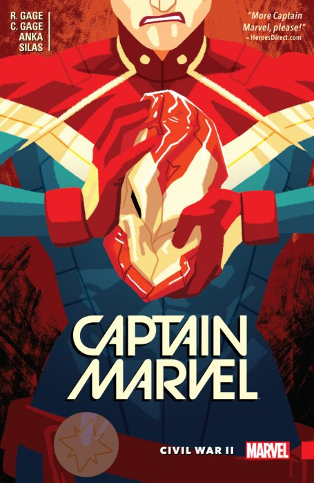 Captain Marvel Vol.2 - Civil War II