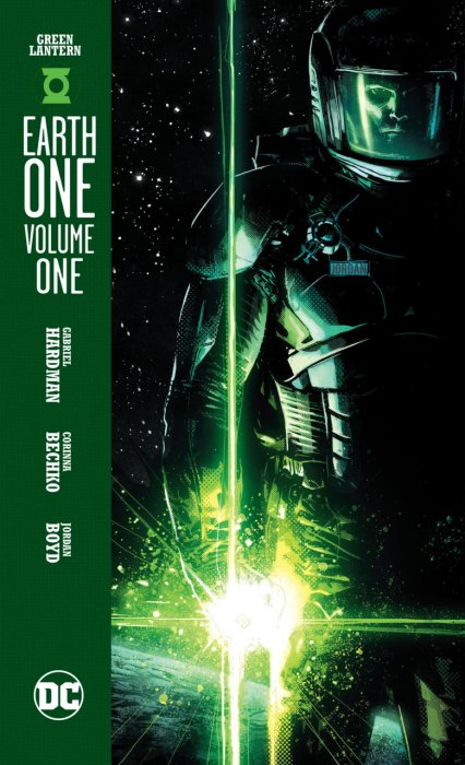 Green Lantern - Earth One Vol.1
