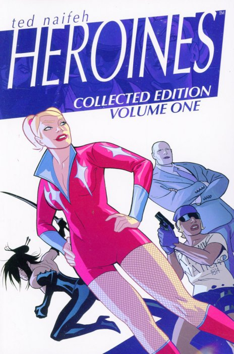 Heroines Collected Edition Vol.1