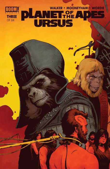 Planet of the Apes - Ursus #3