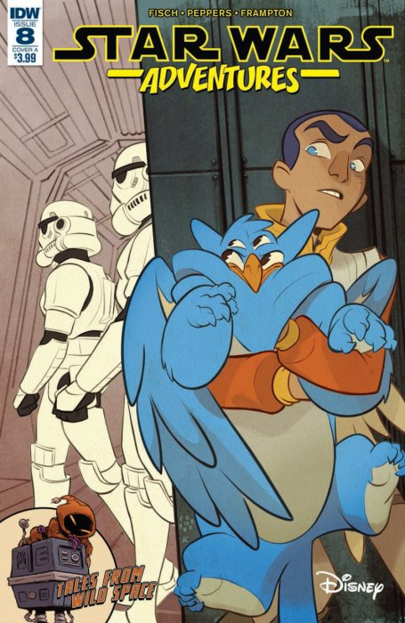 Star Wars Adventures #8
