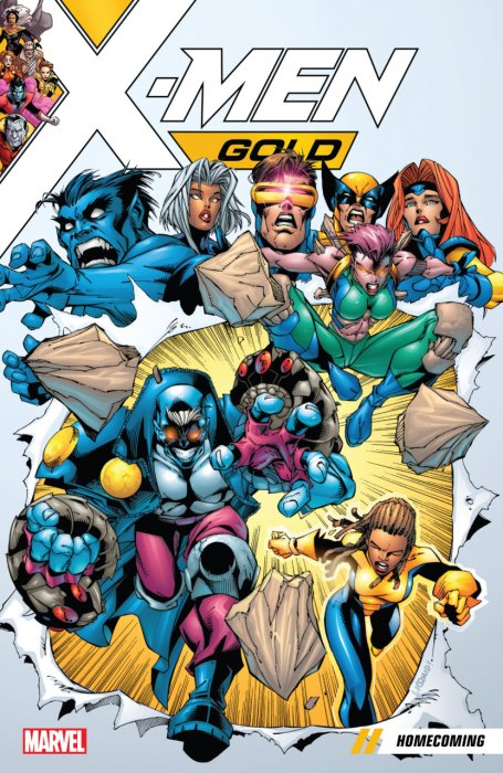 X-Men Gold Vol.0 - Homecoming