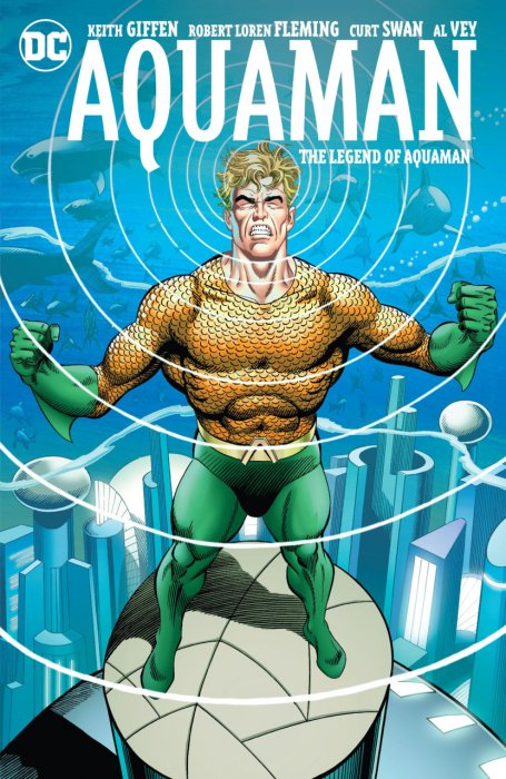 Aquaman - The Legend of Aquaman #1 - TPB