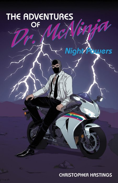 The Adventures of Dr. McNinja - Night Powers #1 - TPB