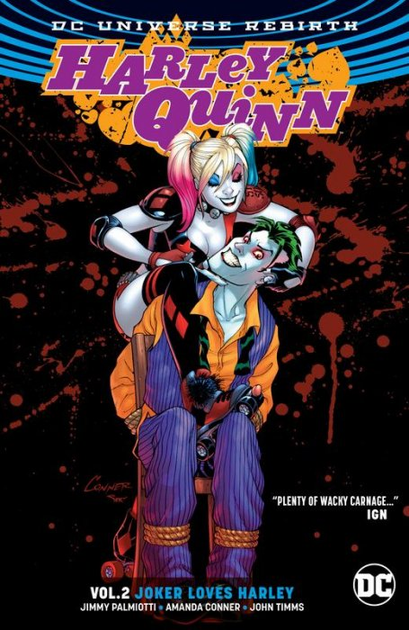 Harley Quinn Vol.2 - Joker Loves Harley