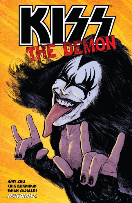 KISS - The Demon #1 - TPB