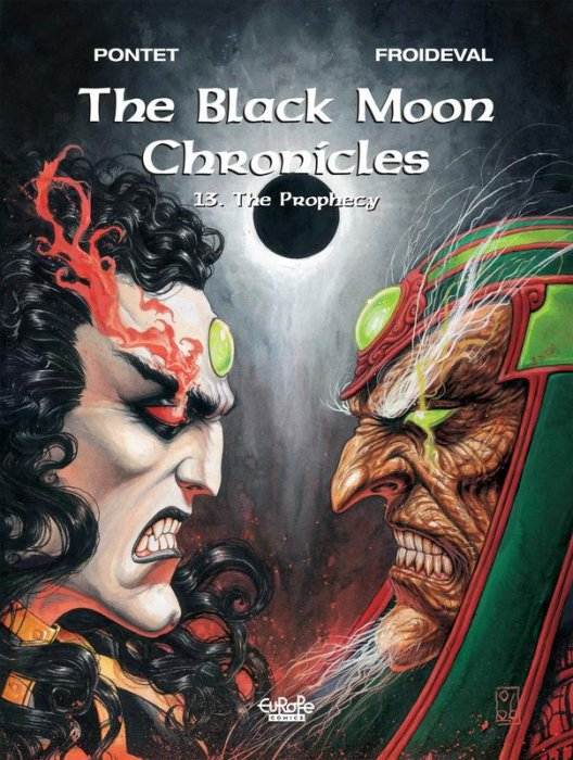The Black Moon Chronicles #13 - The Prophecy