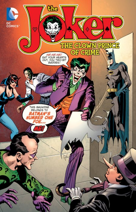 The Joker - The Clown Prince of Crime #1 - TPB