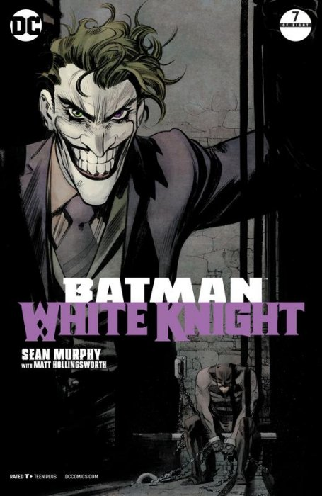 Batman - White Knight #7